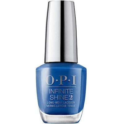 """OPI Infinite Shine in """"Mi Casa Es Blue Casa"""""""