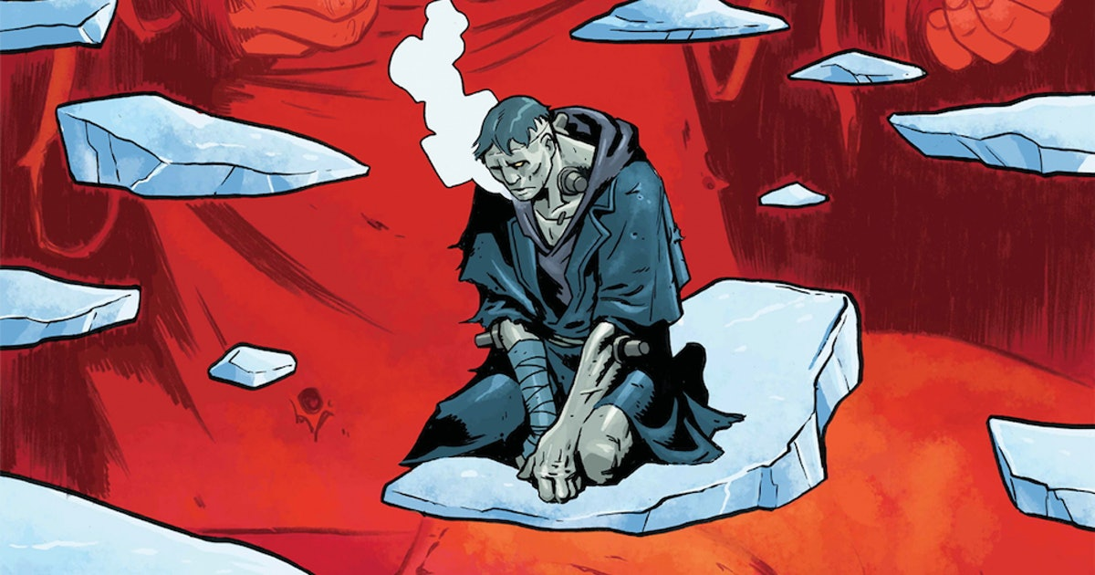 Exlcusive: Mike Mignola's 'Frankenstein Undone' expands the Hellboy universe in surprising new ways