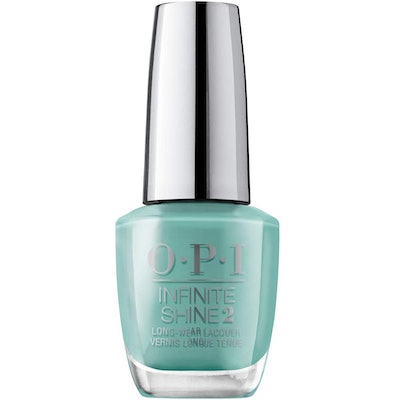 "OPI Infinite Shine in ""Verde Nice To Meet You"""