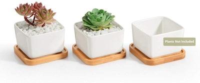 Opps Flower Pots (3-Pack)