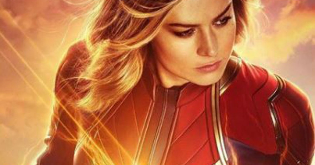 A 'Captain Marvel' Sequel Is Reportedly In The Works, So Get Ready