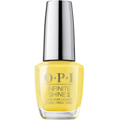 "OPI Infinite Shine in ""Don't Tell A Sol"""