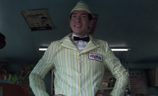 Jimmy Platt in 'CAOS' Part 3