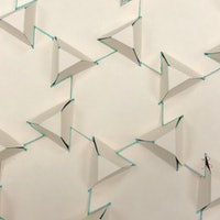 Hybrid origami design can hold 14,000 times its own weight