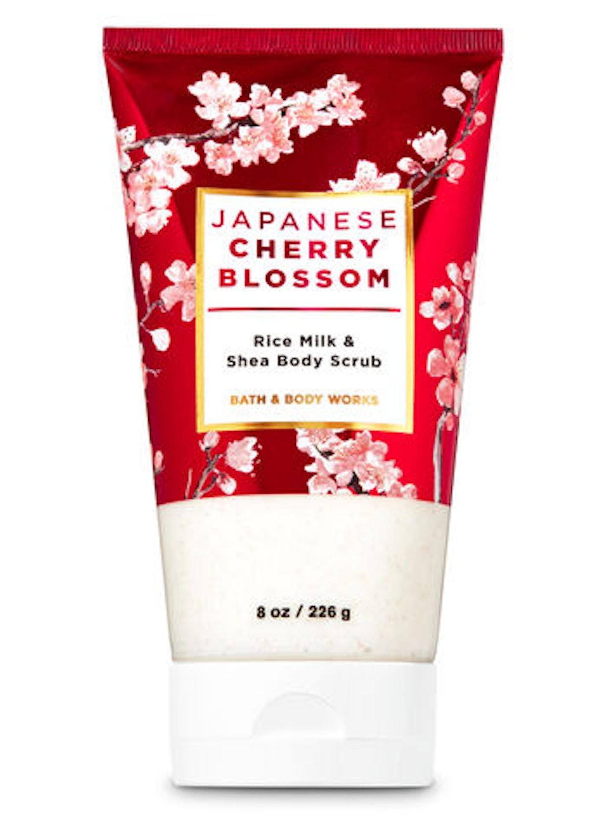 Japanese Cherry Blossom Body Scrub