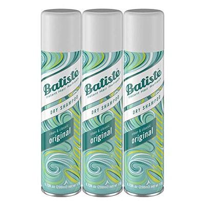 Batiste Dry Shampoo (3-Pack)