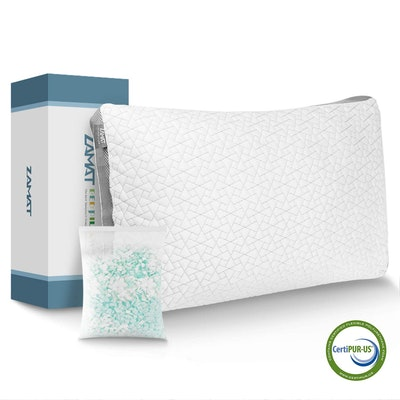 ZAMAT Luxury Shredded Memory Foam Pillow