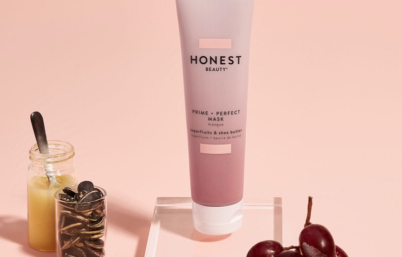 Honest Beauty's new Prime + Perfect Mask was made for mornings