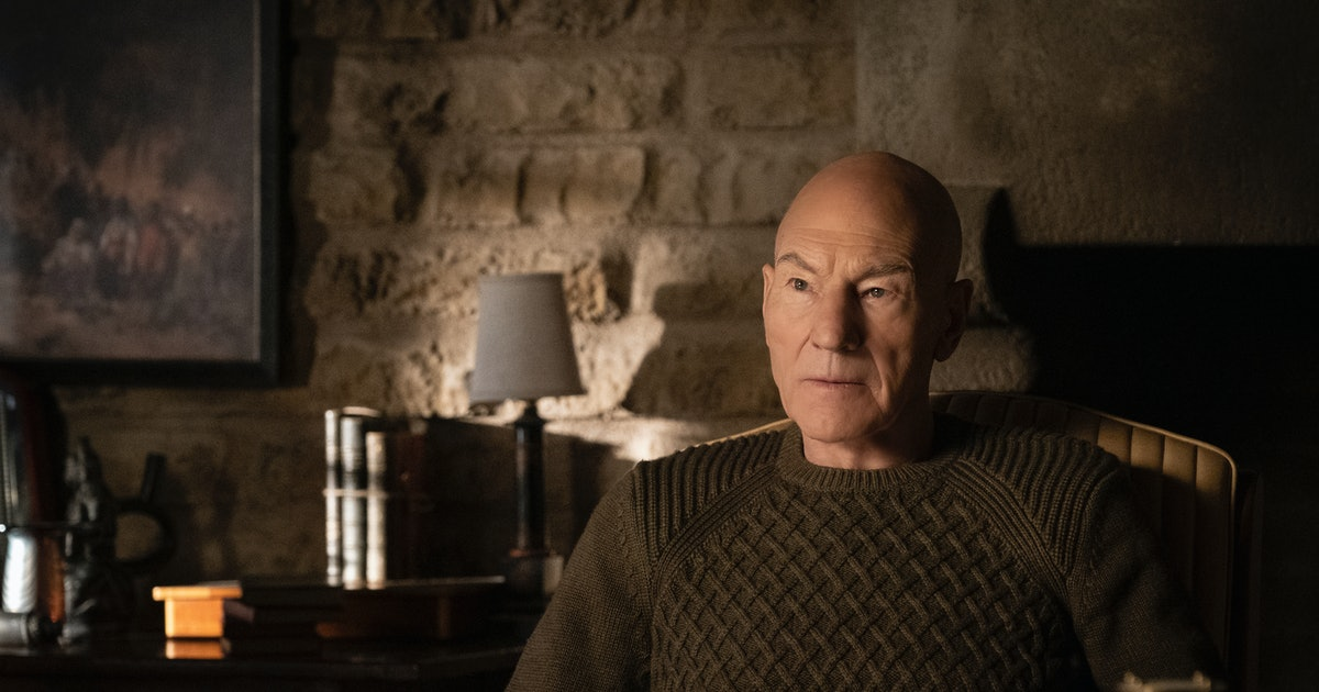 'Star Trek: Picard' Isn't Anything Like The Rest Of The Franchise & That's A Good Thing