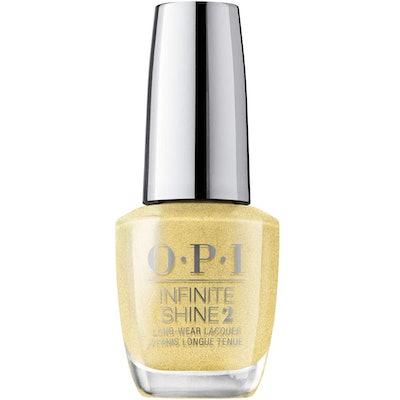 """OPI Infinite Shine in """"Suzi's Slinging Mezcal"""""""