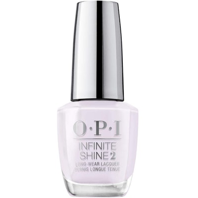 "OPI Infinite Shine in ""Hue Is This Artist?"""