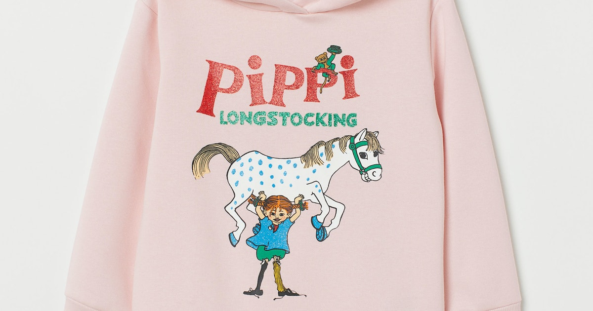 This H&M Pippi Longstocking Collection Gives Me All The Feels