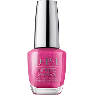 "OPI Infinite Shine in ""Telenovela Me About It"""