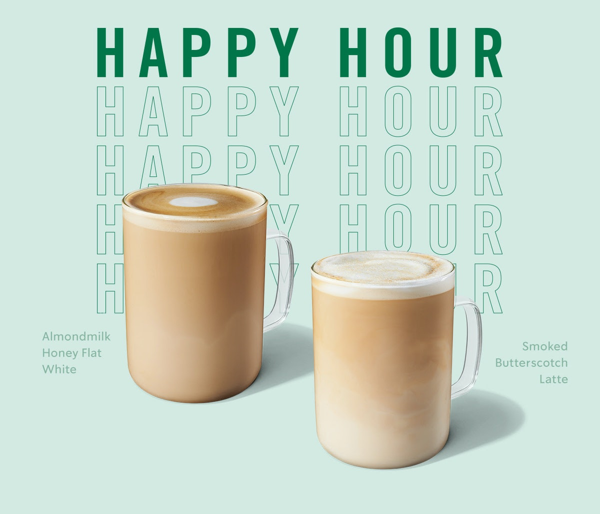 Starbucks' Jan. 23 Happy Hour Is A BOGO Deal that can get you a free grande drink.