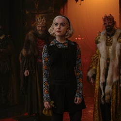 Sabrina in 'Chilling Adventures of Sabrina' Part 3