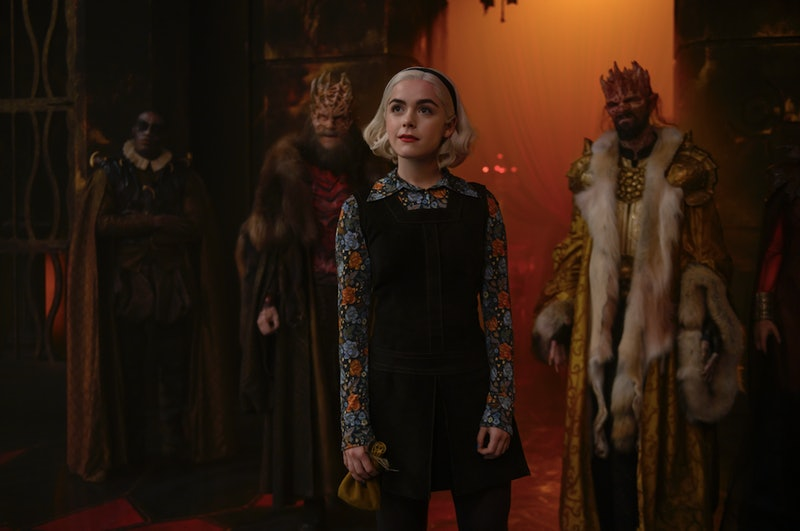 Sabrina in 'Chilling Adventures of Sabrina' Part 3