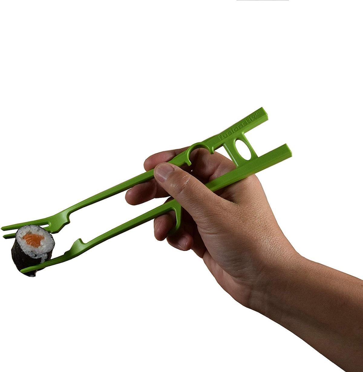 fusionstix The Fork Chopsticks Combo Utensil