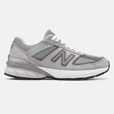 Grey with Castlerock Womens 990v5 Made in US