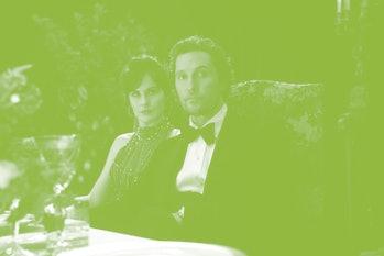 The Gentlemen Matthew McConaughey