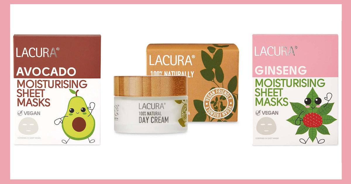 Aldi's First Vegan Skincare Range Promises Purse-Friendly Cruelty-Free Products