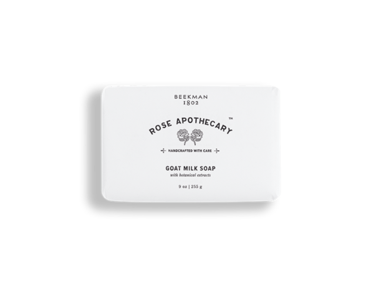 Rose Apothecary Goat Milk Soap