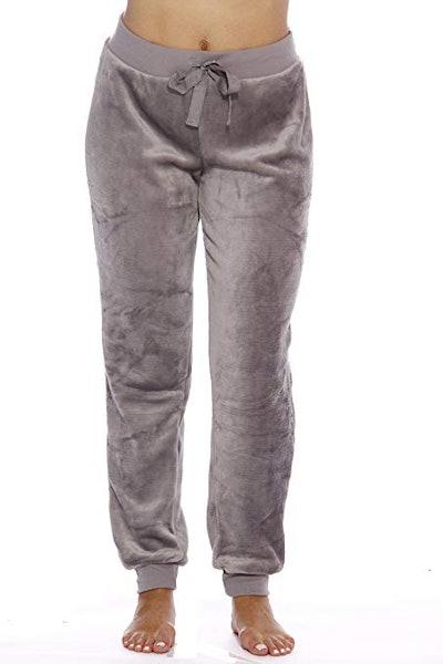 Just Love Women's Plush Jogger Pant