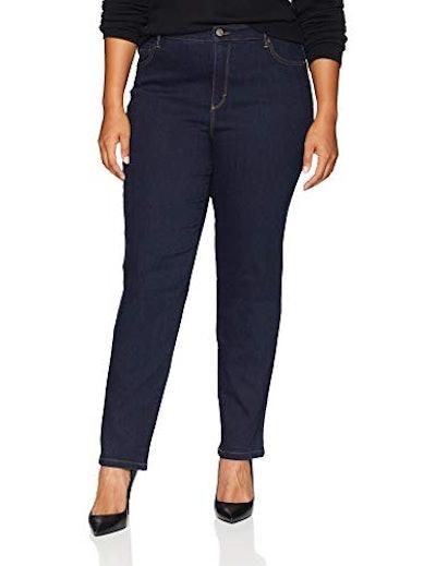 Gloria Vanderbilt Plus Size Women's Amanda Classic Tapered Jean