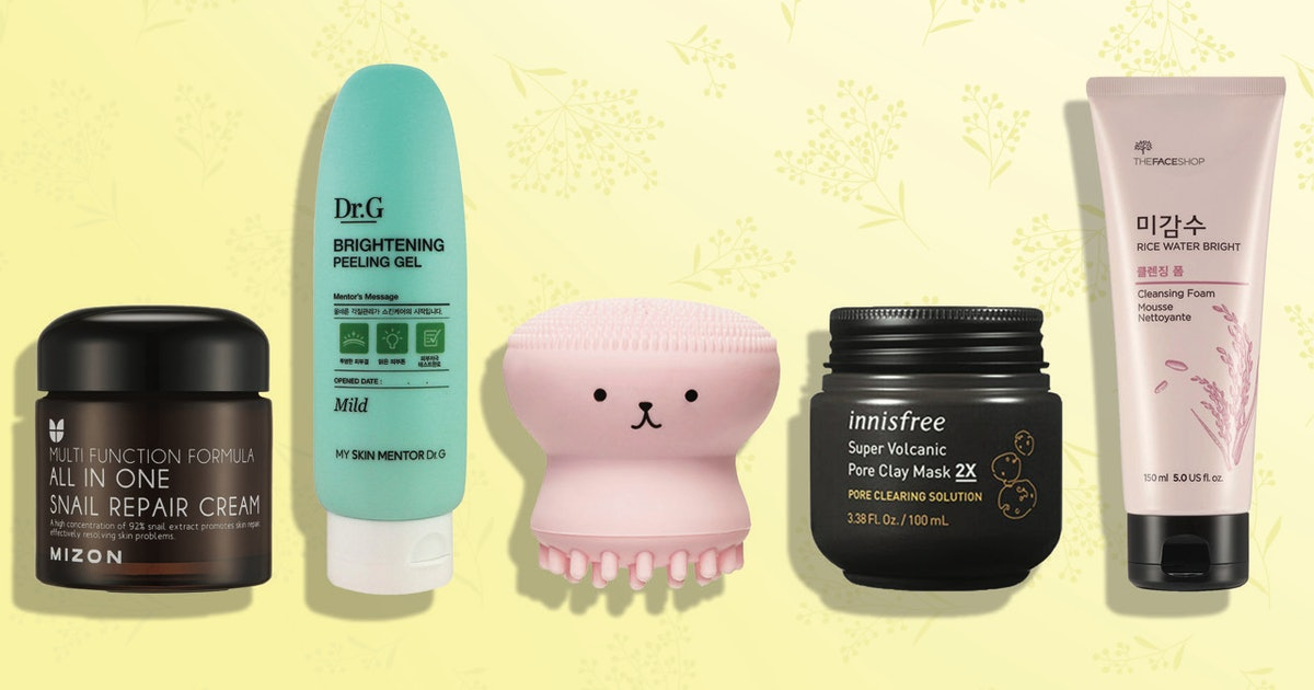40 Cheap Korean Beauty Products With Really Amazing Amazon Reviews