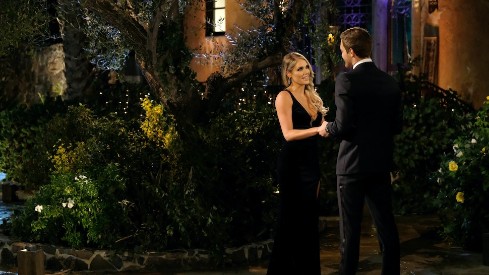 Bachelor contestant Kelsey Weier knows how to take a joke.