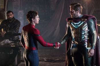Spider-Man Far From Home Mysterio Jake Gyllenhaal