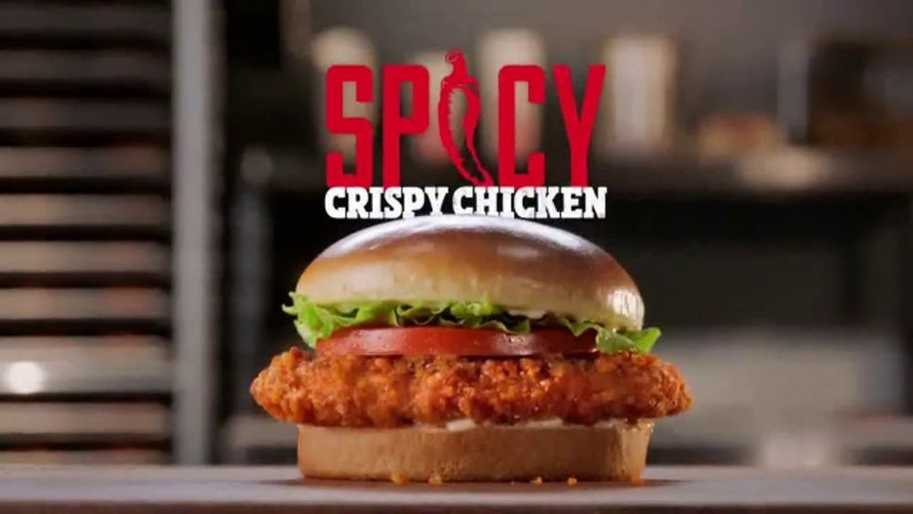 Burger King's 2020 2 For $6 Deal Menu Includes the spicy chicken sandwich.