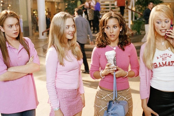 cast of 'Mean Girls'