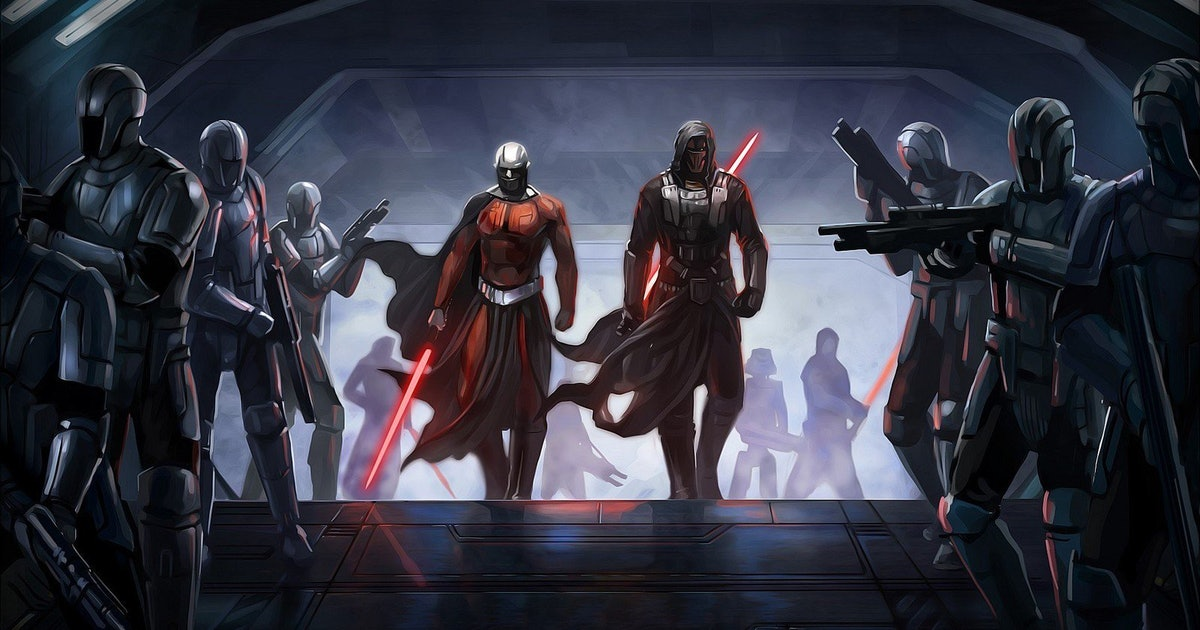 'Knights of the Old Republic' sequel could kick off a new era of Star Wars