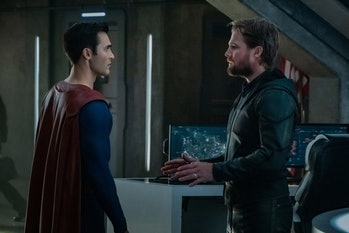 Arrowverse crossover Crisis on Earth-X
