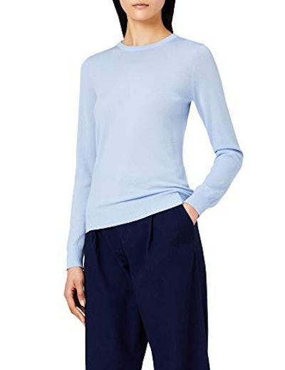 Meraki Women's Merino Crew Neck Sweater