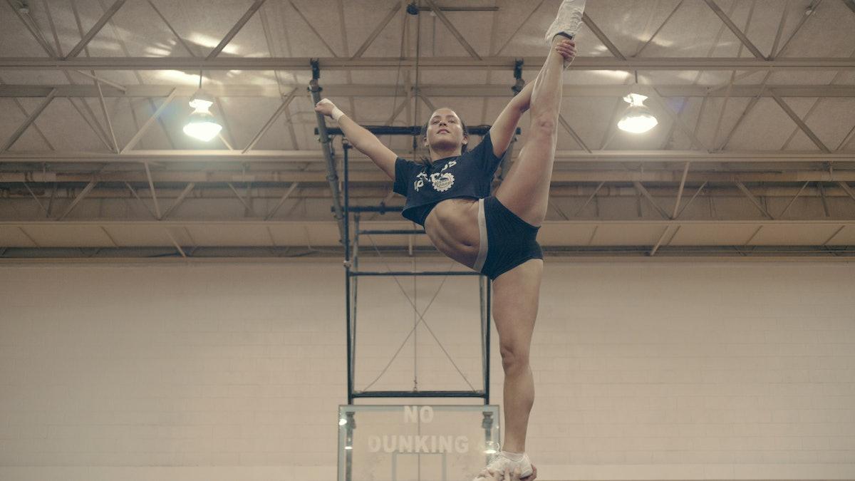 Gabi Butler in 'Cheer'
