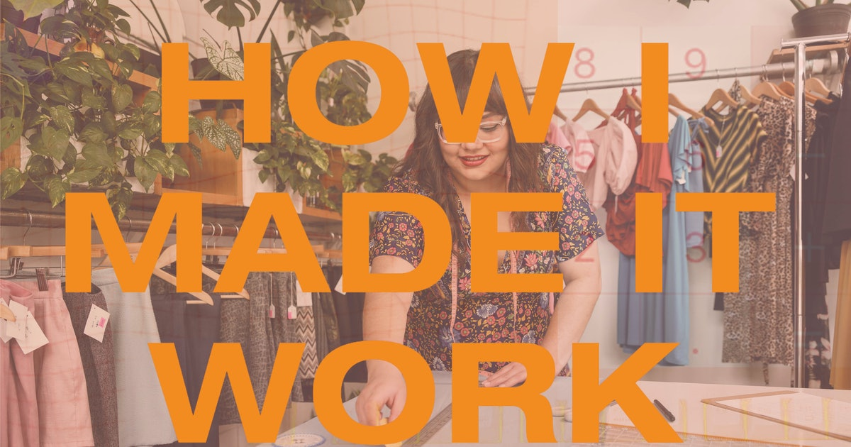 How A Self-Employed Seamstress From Doncaster Made It Work On £2,900 A Month