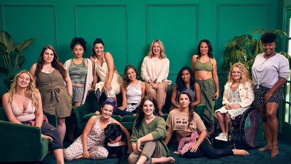 Aerie's new role models includes some familiar famous faces.