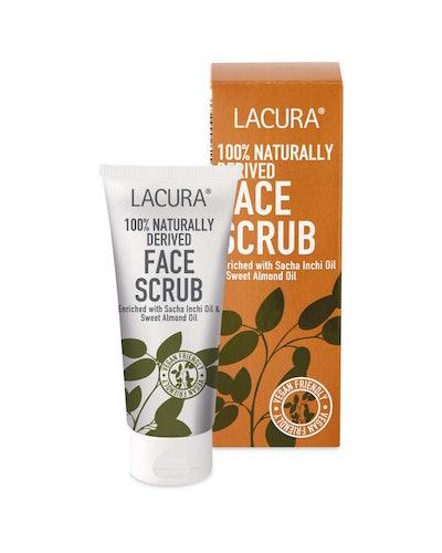 Lacura Natural Vegan Face Scrub