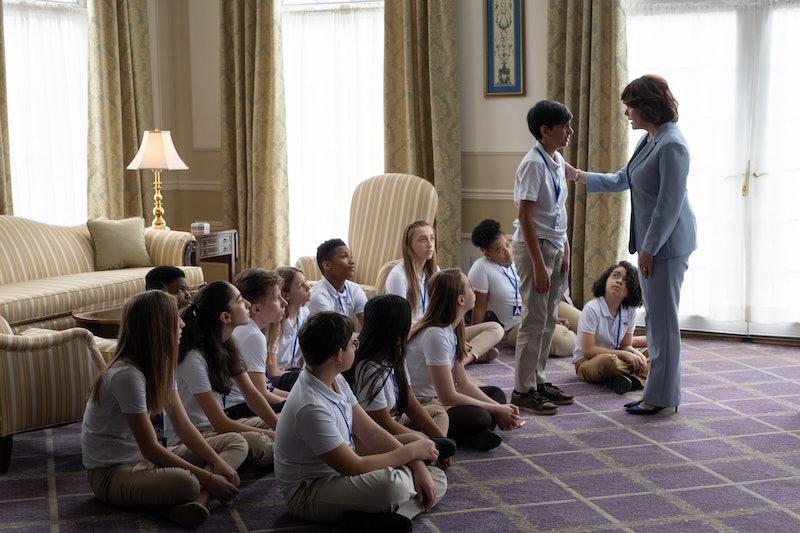 Kabir meets Laura Bush in the premiere of 'Little America'