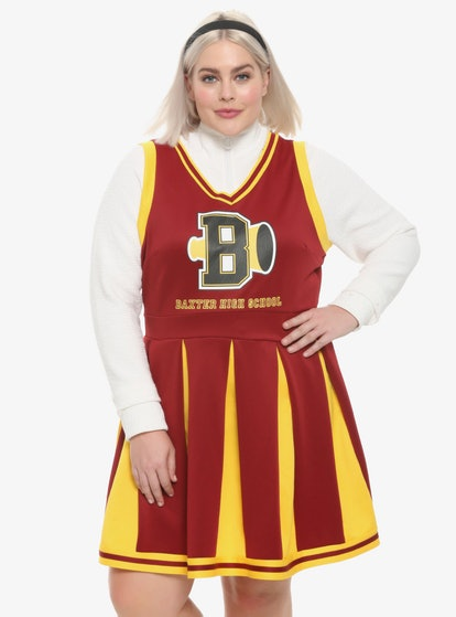 Chilling Adventures Of Sabrina Baxter High Cheer Dress