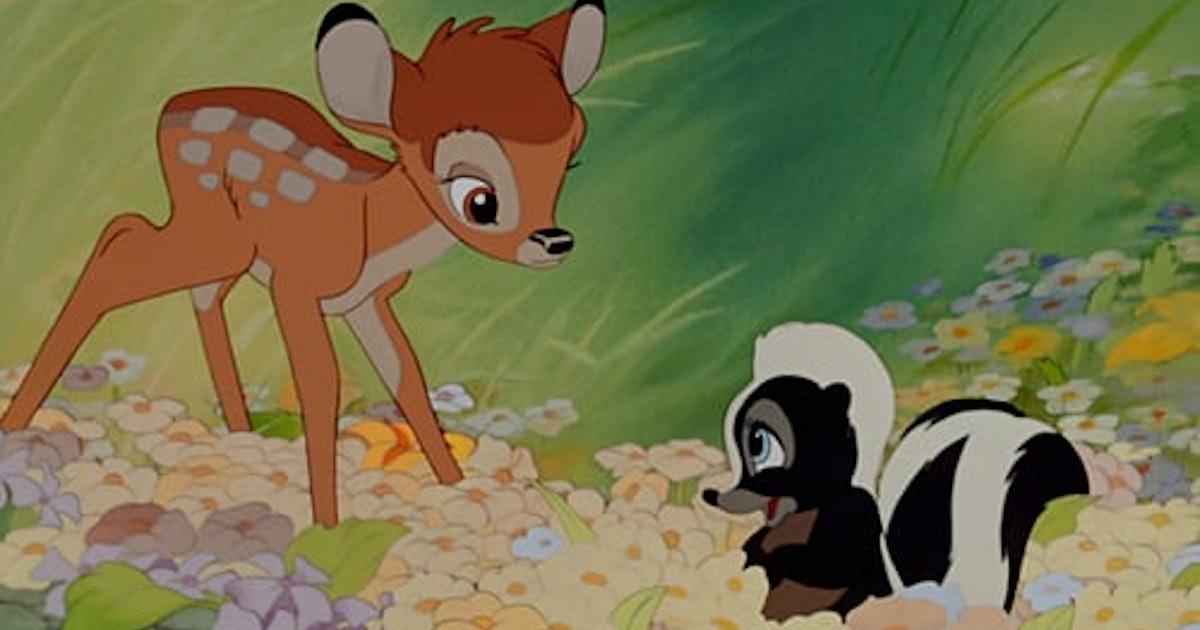 Disney's CGI 'Bambi' Remake Is The Studio's Next Big Animal Movie