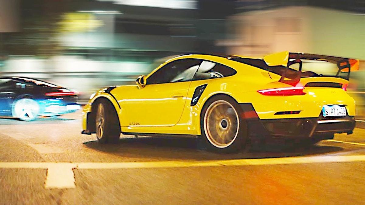 Porsche's 2020 Super Bowl Commercial