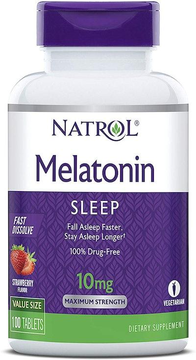Natrol Melatonin Tablets