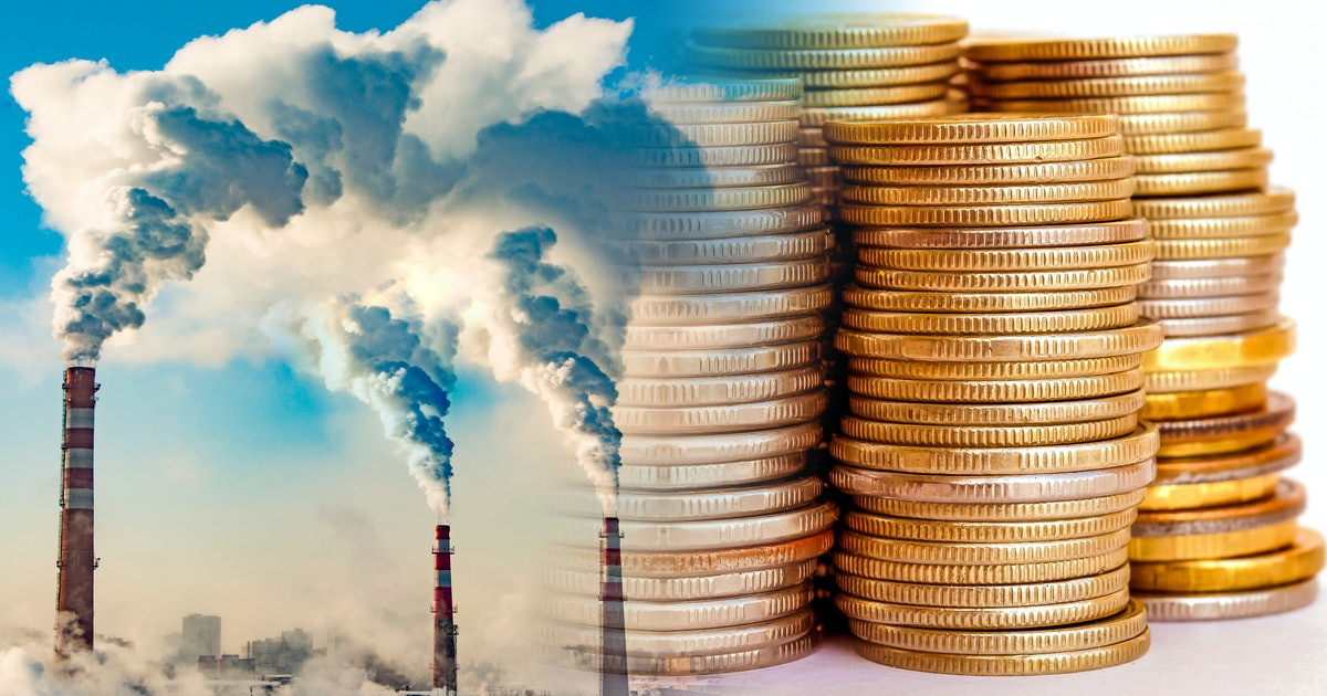 Get rid of CO₂: 5 ways to turn it into something productive