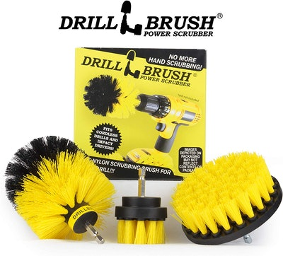 Drillbrush All Purpose Power Scrubber Cleaning Kit