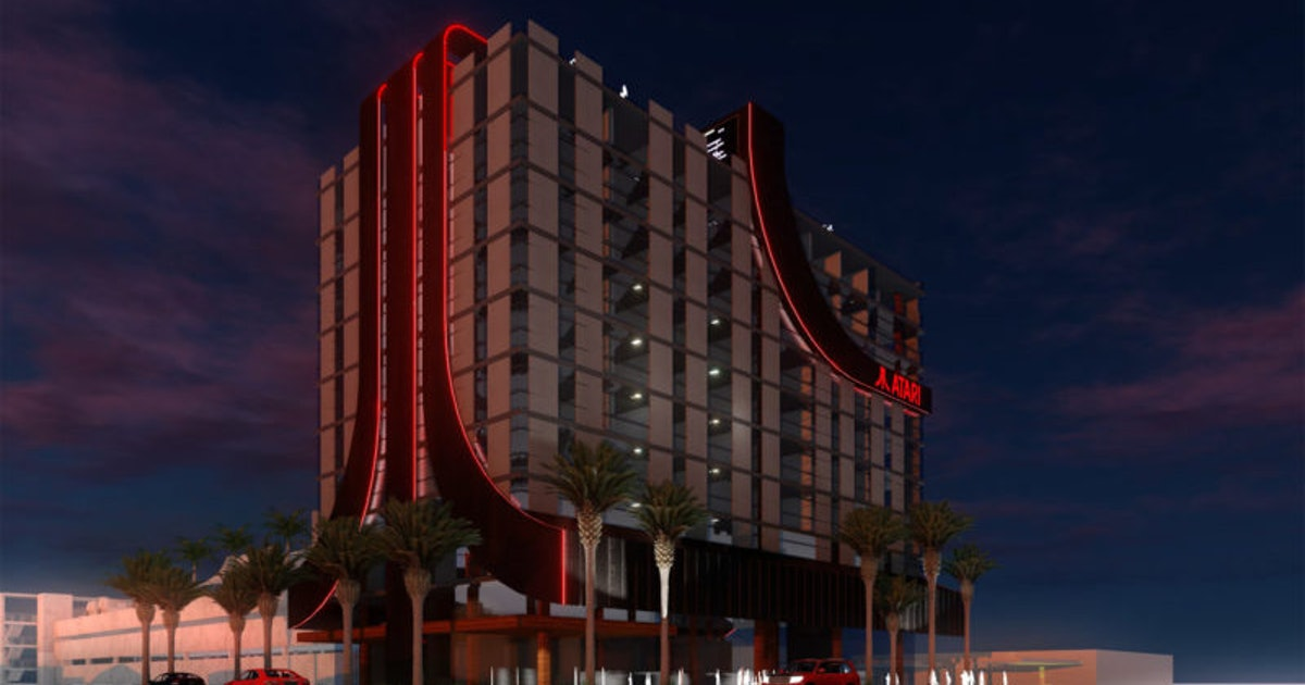 Atari is opening eight video game hotels across the U.S.