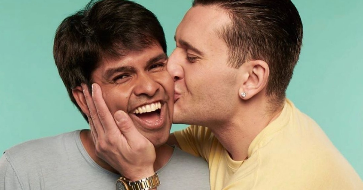 Joey Sasso & Shubham Goel's 'The Circle' Friendship Is Just As Strong IRL — EXCLUSIVE