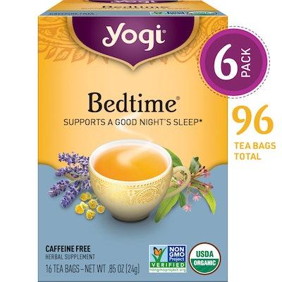 Yogi Bedtime Tea (6-Pack)