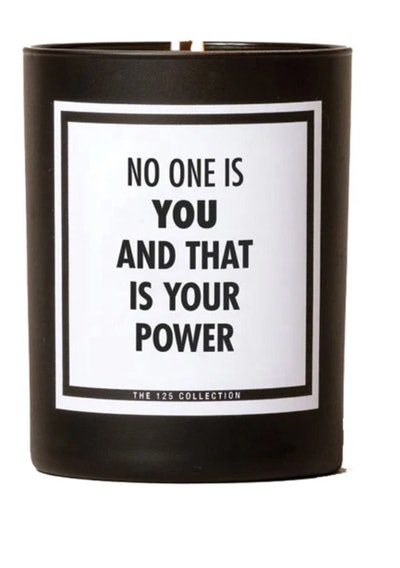 No One Is You Soy Candle   Various Scents 